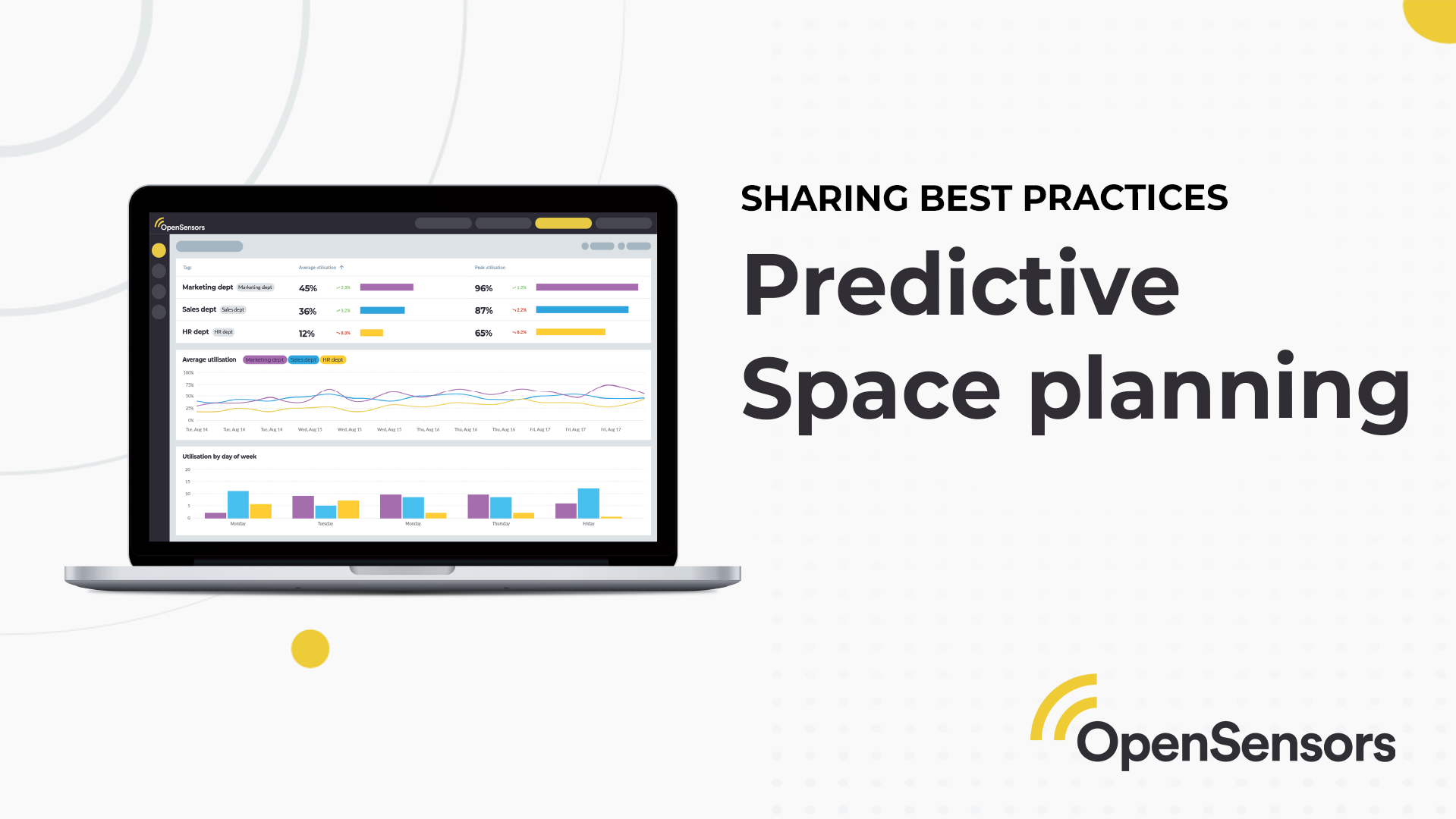 OpenSensors - Predictive Space Planning