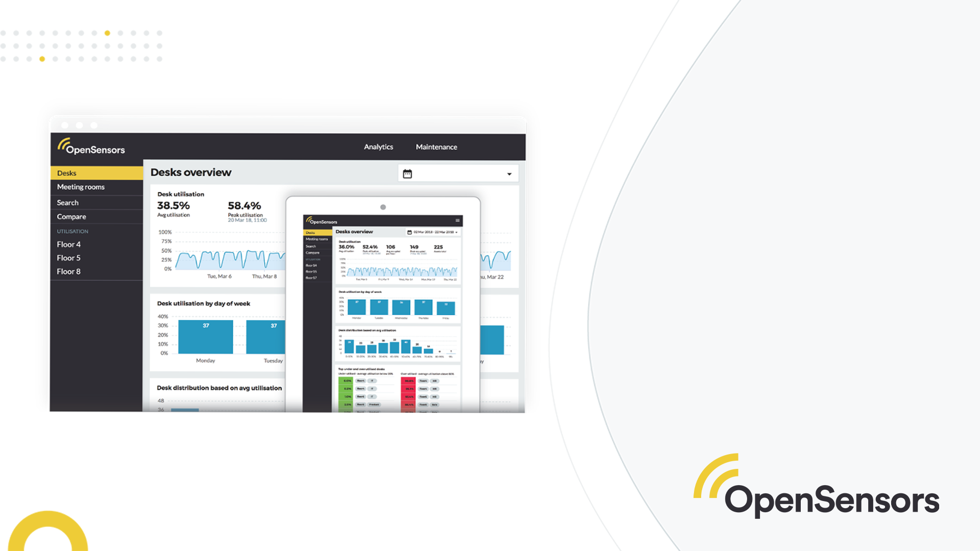 OpenSensors - workplace transformation solutions
